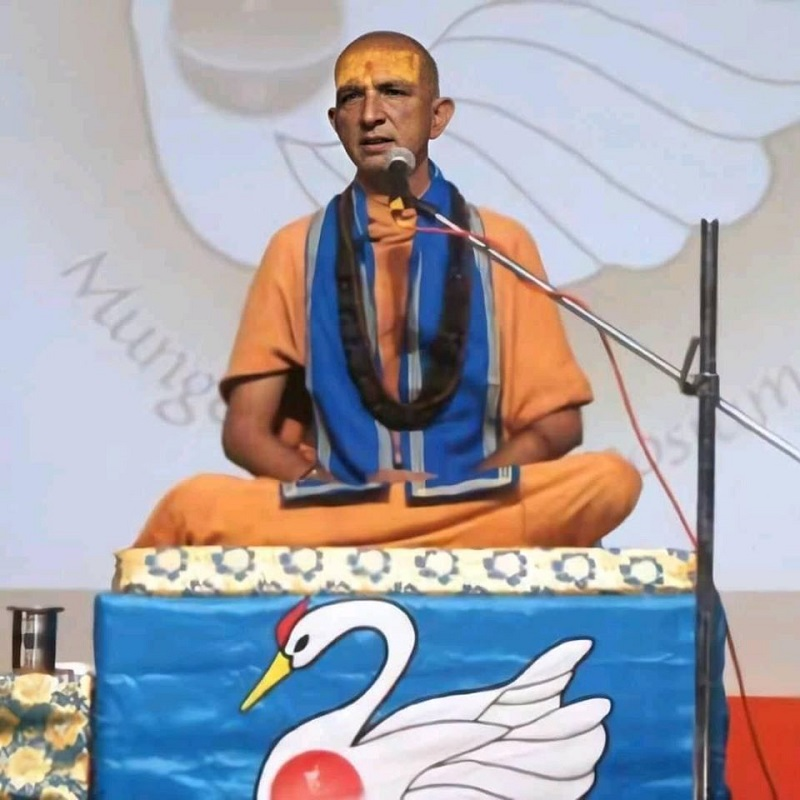 Програма за Международния ден на йога 2020, дадена от свами Ниранджанананда